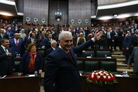 PM Yıldırım: Turkey's democratization process to be crowned with the referendum