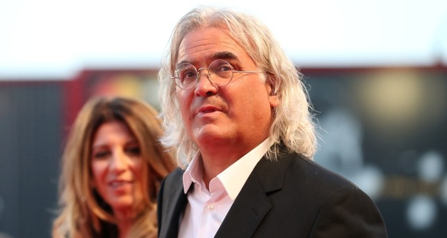 Director Paul Greengrass arrives at the screening of the film 22 July during the 75th Venice Film Festival at Venice Lido. (Reuters Photo)