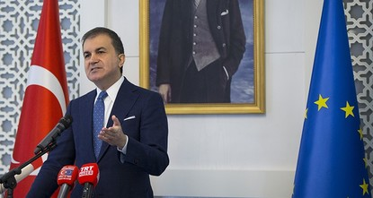 Çelik slams Netherlands, Austria for undemocratic move