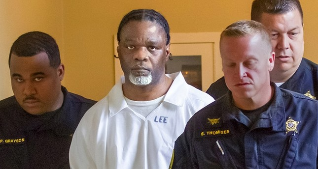 In this Tuesday, April 18, 2017 file photo, Ledell Lee appears in Pulaski County Circuit Court for a hearing (AP Photo)