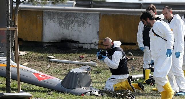 ارتفاع عدد قتلى سقوط المروحية في إسطنبول إلى 7