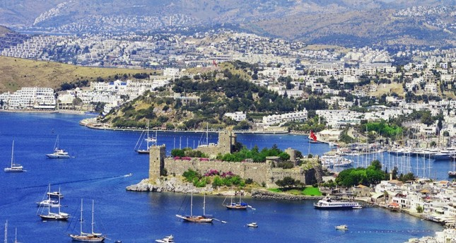 The Bodrum Castle