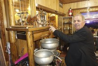 Trabzon museum to display goods made from tree roots