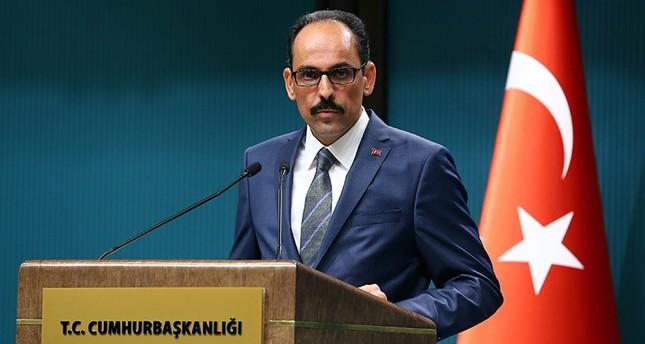 متحدث الرئاسة التركية: القمة الإسلامية الطارئة ستركز على التحرك لإنهاء الظلم في فلسطين