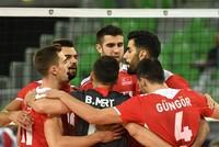 Turkey defeats Belarus 3-1 in European Volleyball