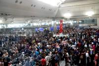 Die Türkei erwartet mehr als 226 Millionen Flugpassagiere bis 2019, ein Plus von 30 Prozent, nach am Montag veröffentlichten offiziellen revidierten Zahlen.  174 Millionen Fluggäste, die 2016 die...
