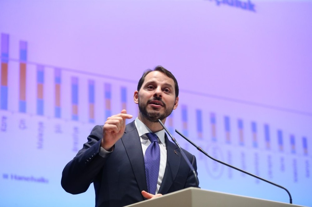Treasury and Finance Minister Berat Albayrak will announce an expansive plan to fight inflation next week.