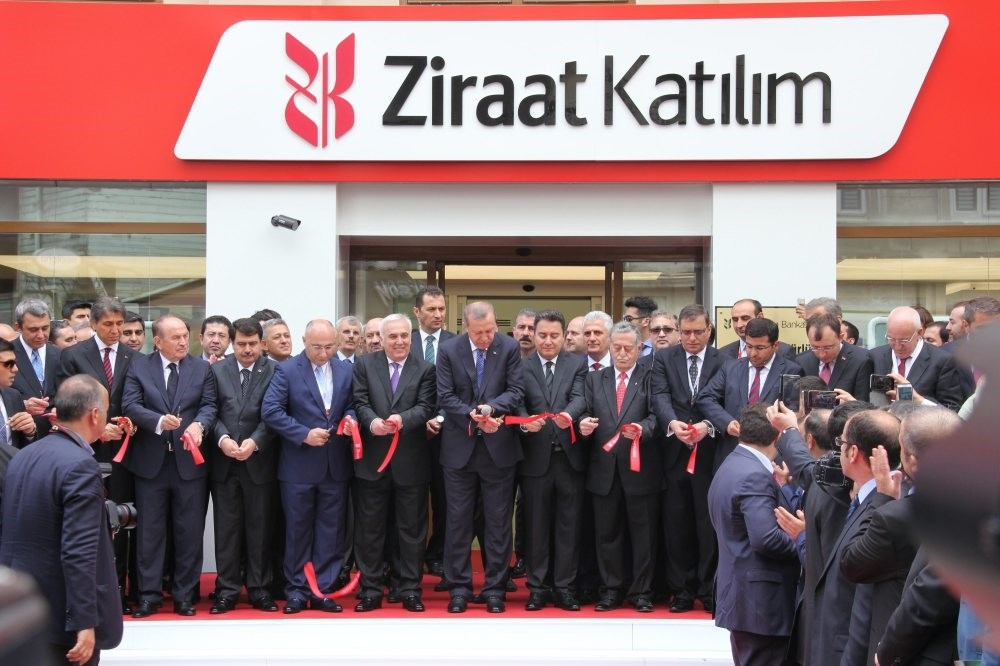 Supporting the attempt to expand the share of interest-free banking, President Erdou011fan opened state lender's participation bank Ziraat Katu0131lu0131m two years ago.