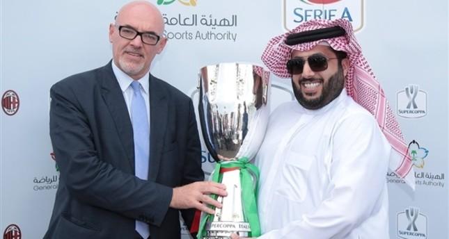 الرياض تستضيف كأس السوبر بين يوفنتوس وميلان