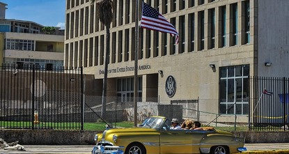 pThe United States Friday raised the number of embassy officials affected by mysterious covert attacks in Cuba to 24 but said the update did not reflect new attacks./p