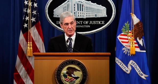 مولر: اتهام ترامب لم يكن هدفاً للتحقيق بشأن التدخل الروسي بالانتخابات