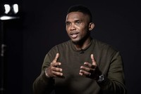 Retired Samuel Eto'o eyes move into management position
