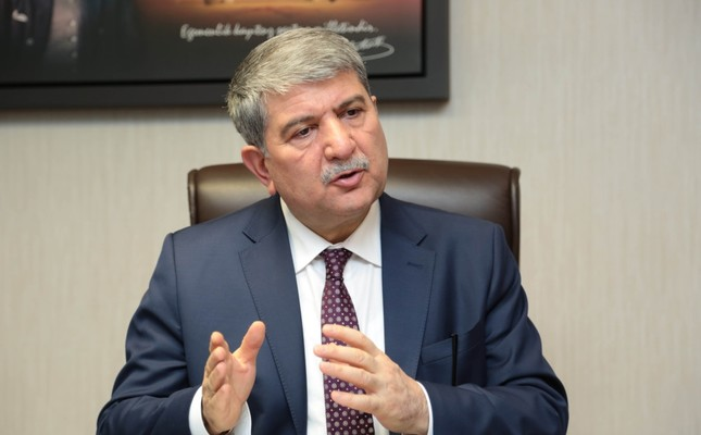 Parliamentary Foreign Affairs Committee member Kani Torun (above) said Turkey has increased diplomatic relationships with Africa as it currently has 41 missions on the continent, and Turkish Airlines flies to more than 50 African destinations.