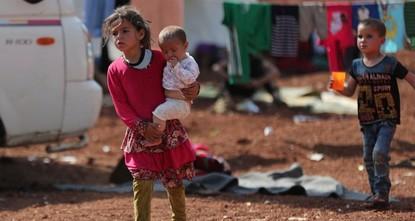 Idlib: Flüchtlinge träumen vom Leben in der Türkei