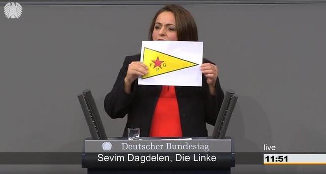 Dağdelen betreibt Terrorpropaganda im Bundestag