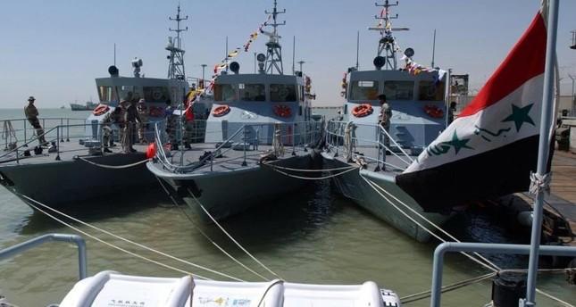 قتلى ومفقودون إثر غرق سفينة عراقية بالخليج