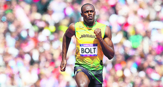 Athletics world to bid farewell to Bolt