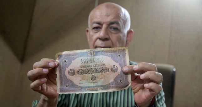 Палестинская семья более века хранит сбережения османского солдата