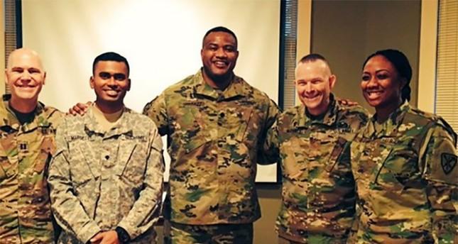 تعيين أول قسيس جيش مسلم في الولايات المتحدة الأمريكية