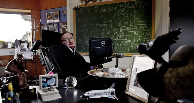 Stephen Hawking's wheelchair, thesis to go up for auction