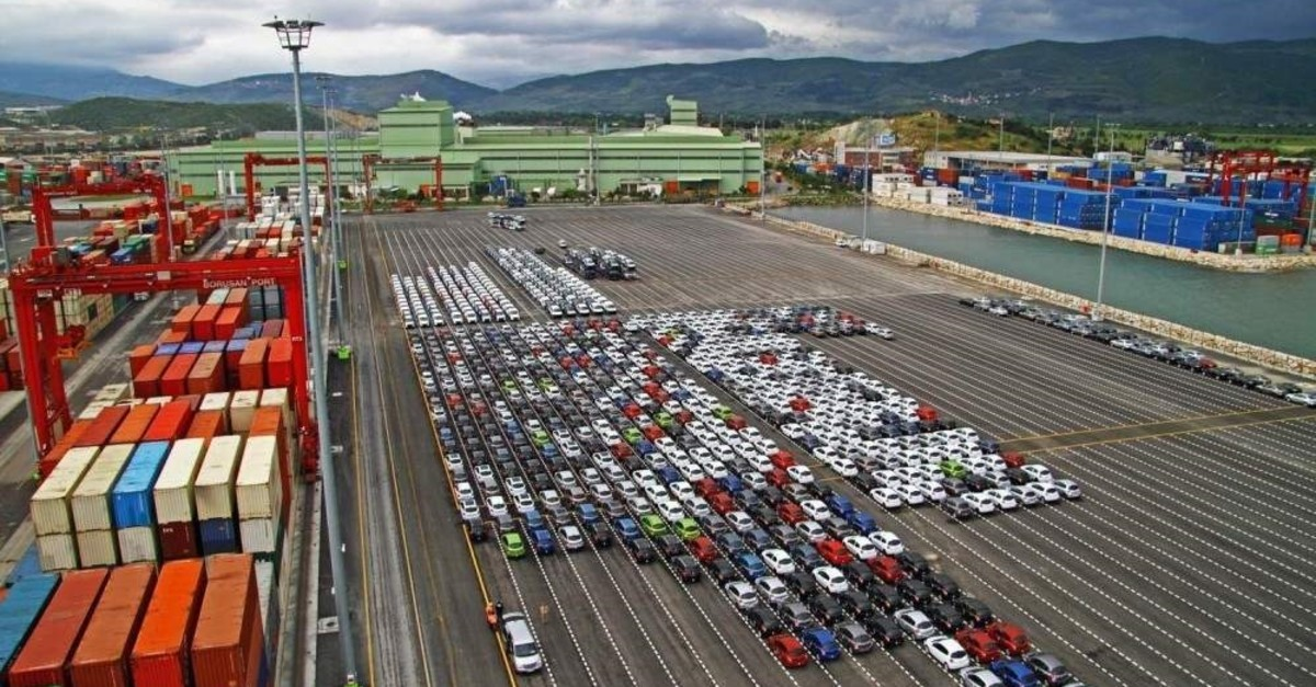 The automotive industry had its best year ever in 2018 with exports worth $31.6 billion, an all-time high. (?HA Photo)