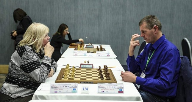 Chess helps transform lives of people with disabilities