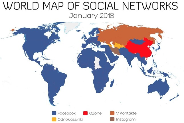 Map wars on social media - Daily Sabah