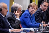 EU: Only Libya-owned political process can end conflict
