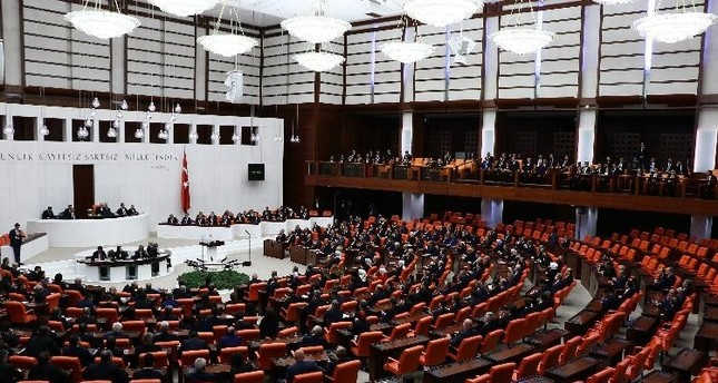 The Grand National Assembly of Turkey convened yesterday under a special plenary session to mark the April 23 National Sovereignty and Children's Day.