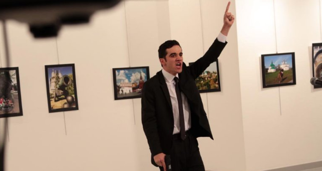 Assailant who killed Russian envoy suspected to be Gülenist as new evidence surfaces