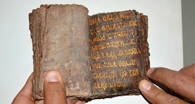 700 Jahre alte Thora in Muğla beschlagnahmt