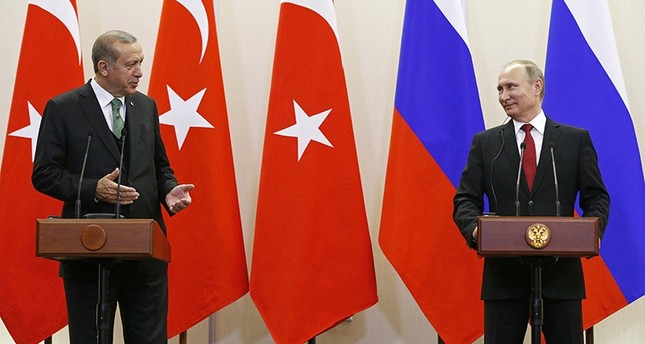Erdoğan, Putin agree deepening strategic partnership between Turkey, Russia