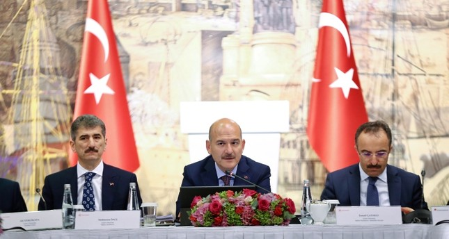 Turkey will not allow democracy to be used as a Trojan horse by terror supporters: Interior Minister…