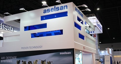 pTurkey's leading defense company ASELSAN became the country's most valuable company as of Tuesday morning./p