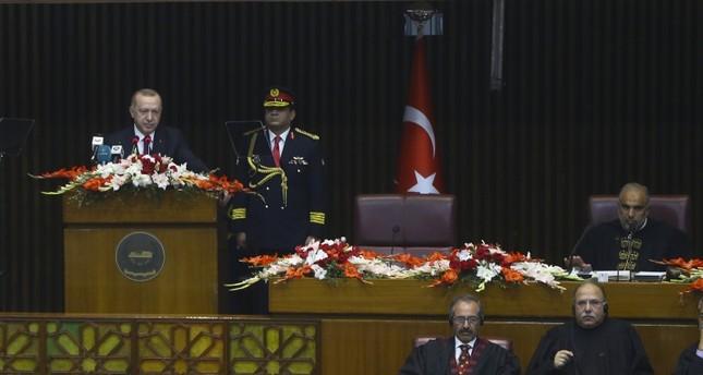 أردوغان: باكستان صديق حقيقي لتركيا وسنواصل دعمها في وجه الضغوط السياسية