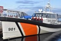 Vigilant coast guard keeps watchful eye on Aegean