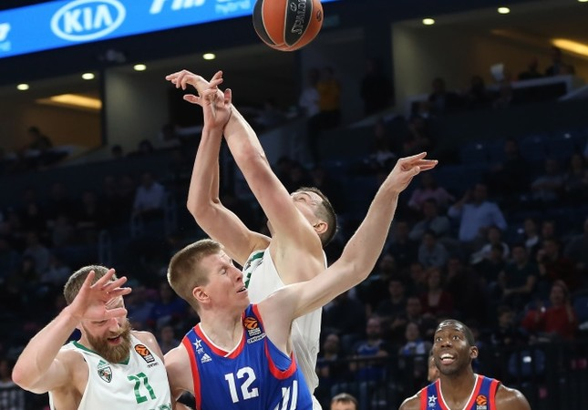 Last-placed Anadolu Efes (6-17) has lost seven in a row on the road.