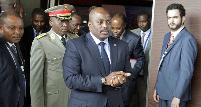 Joseph Kabila has been president since 2001.	(REUTERS Photo)