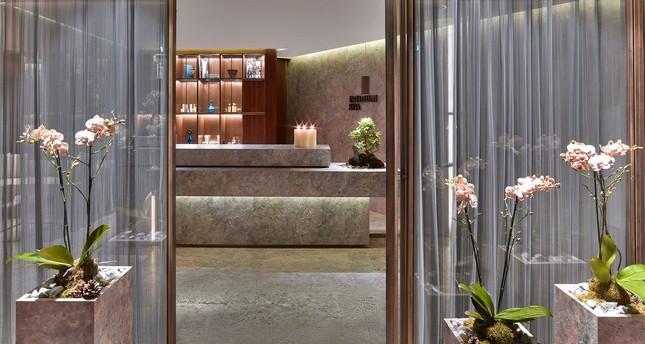 The Iridium Spa dates back 80 years to the opening of the Iridium Room in New York.