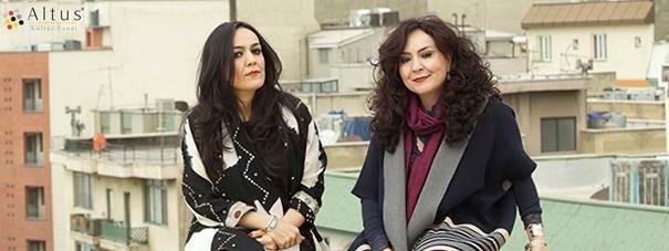Marjan & Mahsa Vahdat