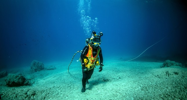 Industrial divers: Astronauts of the sea