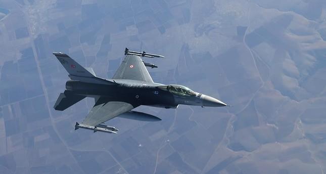تحييد 7 إرهابيين شمالي العراق في غارة تركية