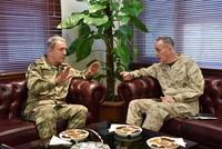 رئيس الأركان العامة الأمريكي: انتهينا من تنفيذ توجيهات تحقيق الأمن في منبج