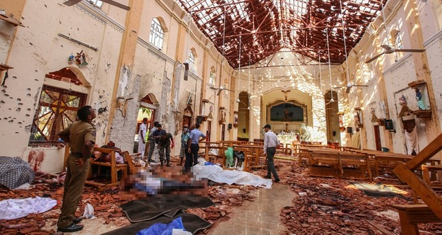 Sri Lankan president blames drug cartels for Easter bombings - Daily