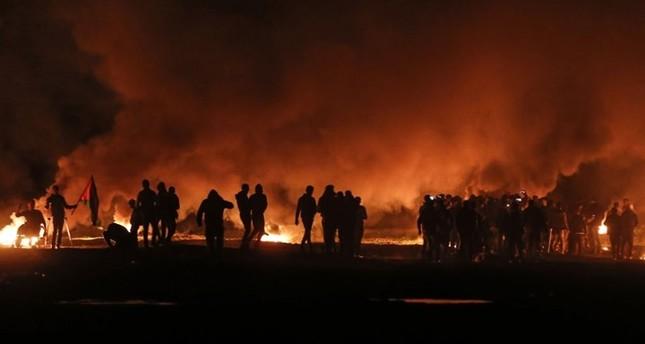 غزة.. مجموعات شبابية تصعد مسيراتها ليلا لإزعاج المستوطنين
