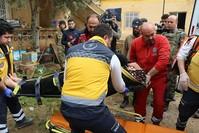 سيدة سورية أصيبت بنيران ي ب ك خلال محاولتها الانتقال إلى منطقة محررة