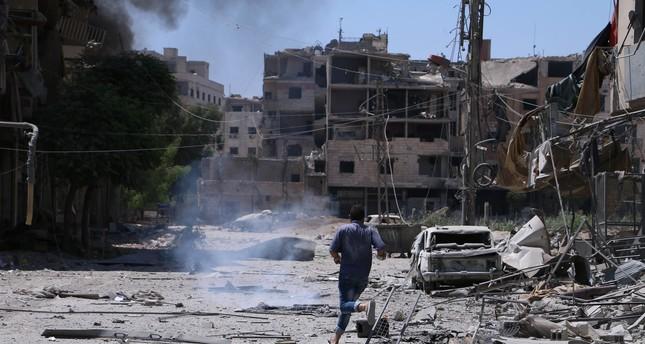 مقتل 20 من قوات الأسد في كمين بحي جوبر بدمشق