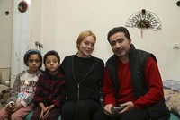 Lindsay Lohan visits refugee family in Istanbul, says world is bigger than 5