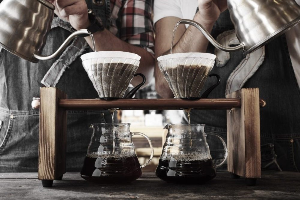 Private Reasonu2019s specialities are the coffees that are brewed in six different methods.