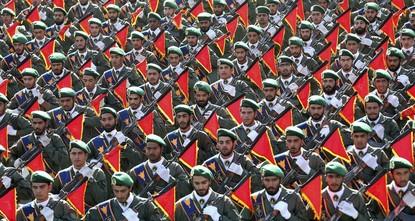 """USA stuft iranische Garden als """"terroristisch"""" ein"""
